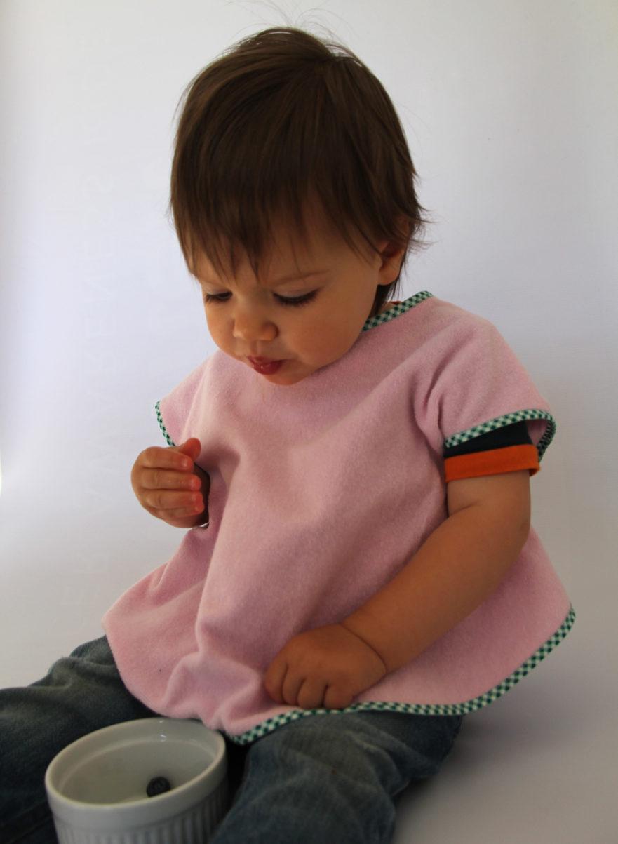 Free Bib Pattern - Maternity Sewing