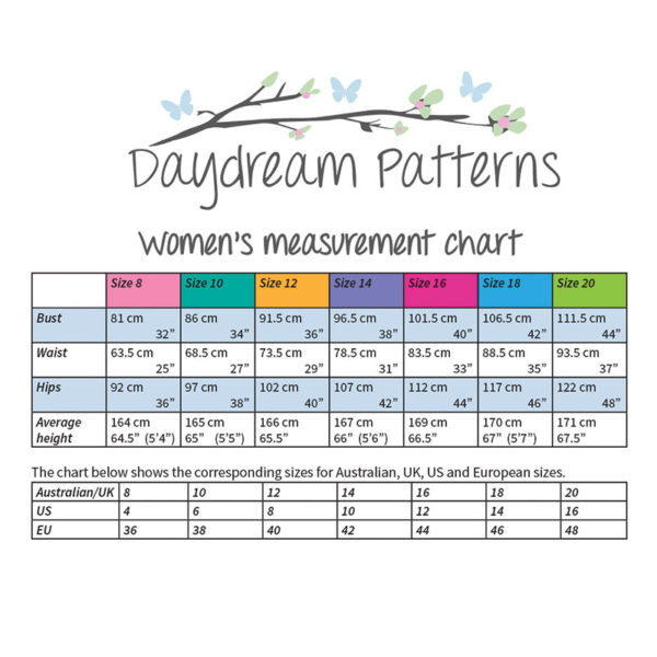 Darcy Mama Dress - Daydream Patterns - on Maternity Sewing