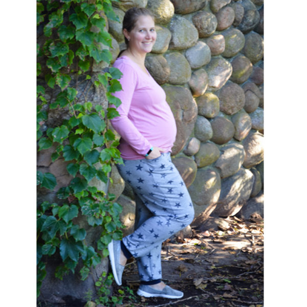 5oo4 - Diane Joggers on MaternitySewing.com