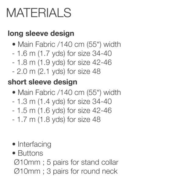 Pine Blouse - Waffle Patterns - on Maternity Sewing