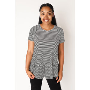 Waterfall Raglan - Chalk & Notch - on MaternitySewing.com