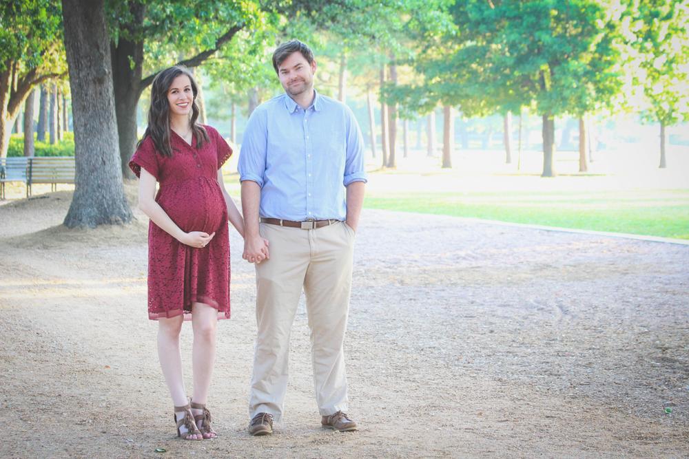 Fringe Dress Maternity Hack on MaternitySewing.com