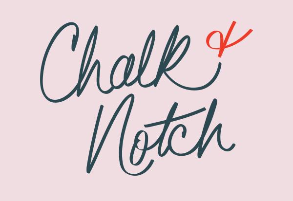 Logo Chalk & Notch