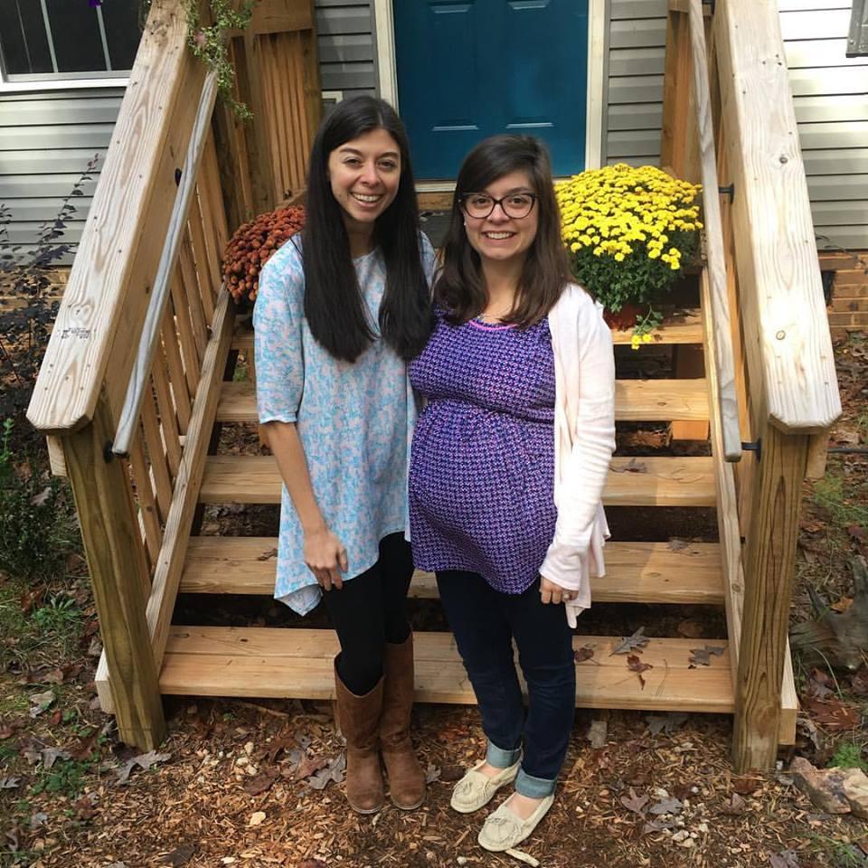 How Sewing Helped Prepare me for Motherhood: Jordan's Story