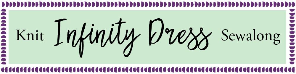 Knit Infinity Dress Sewalong